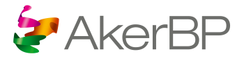Logo for Aker BP AS