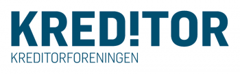 Logo for Kreditorforeningen