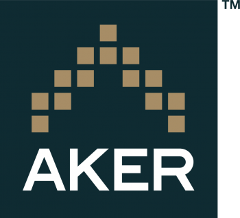 Logo for Aker ASA